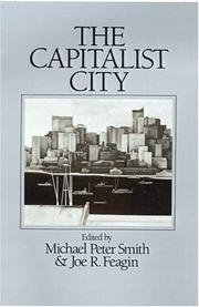 Cover of: The Capitalist City |