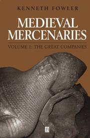 Cover of: Medieval mercenaries | Kenneth Alan Fowler