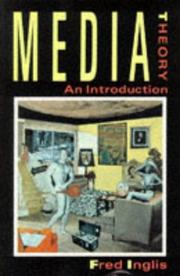 Cover of: Media theory: an introduction