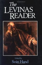 Cover of: The Levinas reader | Emmanuel Levinas