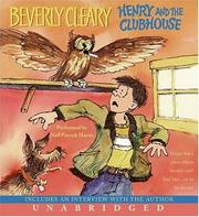 Cover of: Henry and the Clubhouse CD