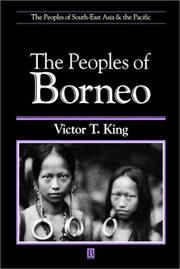 Cover of: The peoples of Borneo | Victor T. King