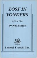 Cover of: Lost in Yonkers: the illustrated screenplay of the film