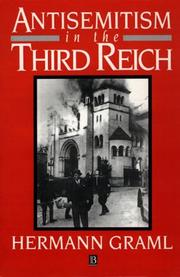 Cover of: Antisemitism in the Third Reich | Hermann Graml
