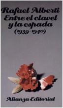 Cover of: Entre el clavel y la espada