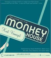 Cover of: Welcome to the Monkey House CD