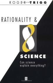 Cover of: Rationality and science