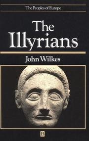 Cover of: The Illyrians (Peoples of Europe)