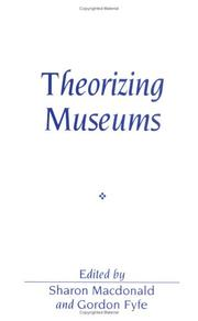 Cover of: Theorizing Museums