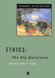 Cover of: Ethics | James P. Sterba