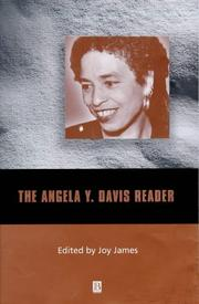 Cover of: The Angela Y. Davis reader