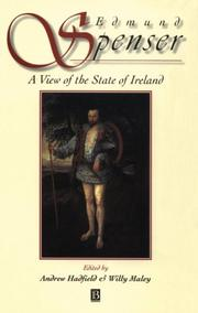 Cover of: View of the state of Ireland