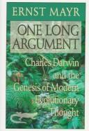 Cover of: One long argument
