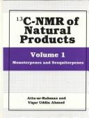 13C-NMR of natural products by Atta-ur- Rahman