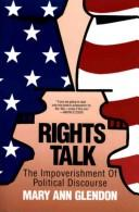 Cover of: Rights Talk