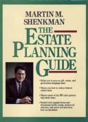 Cover of: The estate planning guide