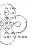 Cover of: In the year of the comet