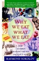 Cover of: Why we eat what we eat