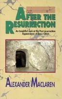 Cover of: After the Resurrection
