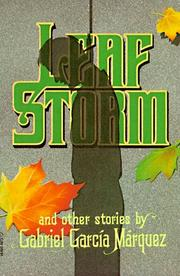 Cover of: Leaf Storm