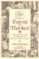 Cover of: The book of forest and thicket