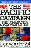 Cover of: The Pacific campaign | Dan van der Vat