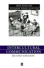 Cover of: Intercultural communication |