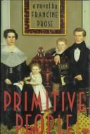 Cover of: Primitive people