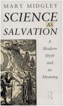 Cover of: Science as salvation