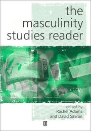 The Masculinity Studies Reader (Key Works in Cultural Studies)