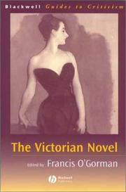 Cover of: The Victorian Novel | Francis O