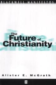 Cover of: The Future of Christianity