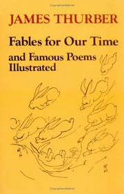 Cover of: Fables for Our Time and Famous Poems Illustrated