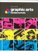 Cover of: Graphic arts, fundamentals