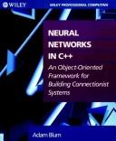 Cover of: Neural networks in C++ | Adam Blum