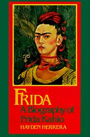 Cover of: Frida | Hayden Herrera