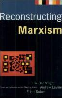 Cover of: Reconstructing Marxism