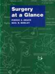 Cover of: Surgery at a glance