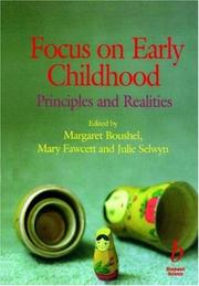 Cover of: Focus on Early Childhood | Julie Selwyn