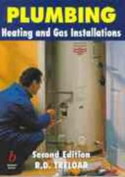 Cover of: Plumbing: heating and gas installations