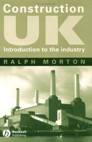 Cover of: Construction UK | Ralph Morton