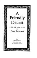 Cover of: A friendly deceit