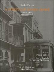 Cover of: A Streetcar Named Desire