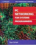 Cover of: PC networking for systems programmers
