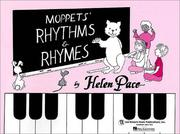 Pre-School Music, Moppets Rhythms and Rhymes Childs Book