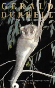 Cover of: Two in the bush