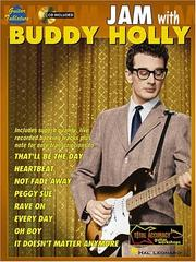 Cover of: Jam with Buddy Holly (Total Accuracy Guitar Workshops) | Buddy Holly