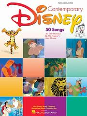 Cover of: Contemporary Disney | Hal Leonard Corp.