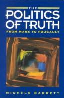 Cover of: The politics of truth