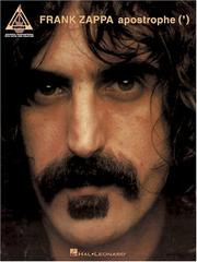 Cover of: Frank Zappa - Apostrophe (')
